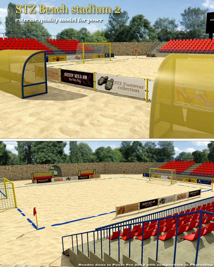 STZ Beach stadium 2