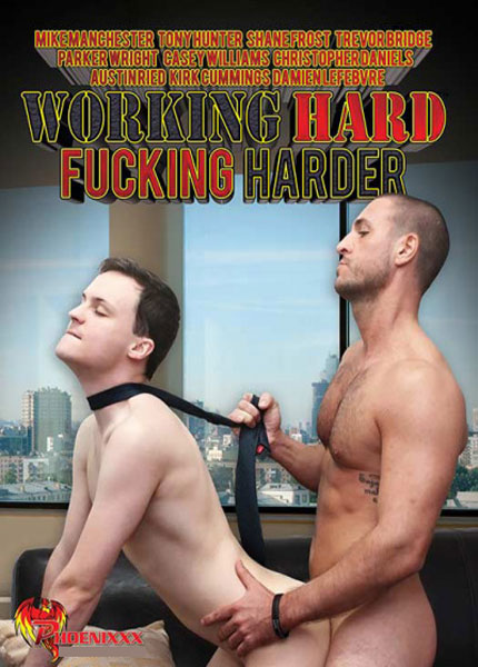 Working Hard Fucking Harder (2016)