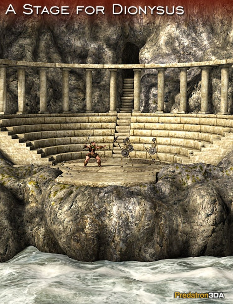 A Stage for Dionysus