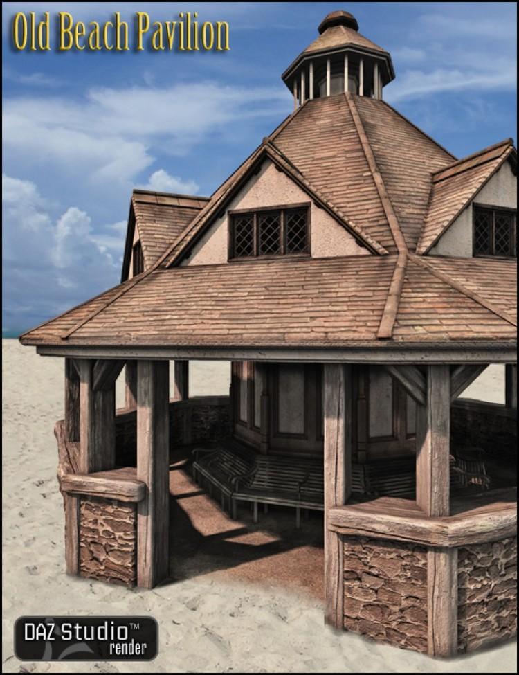 Old Beach Pavilion