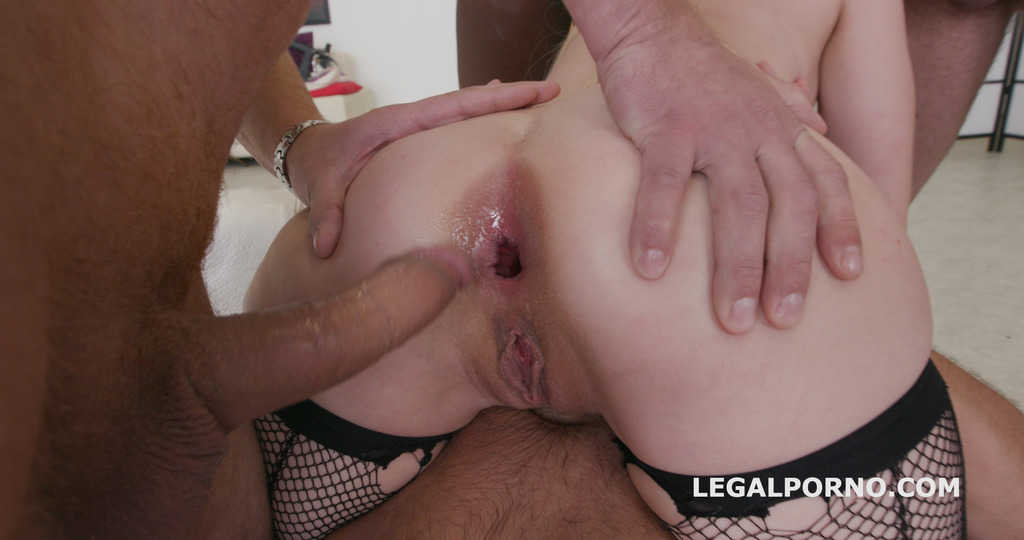 LegalPorno - Giorgio Grandi - Dap Destination Anna Rey finally gets 2 dicks in her ass /See desciption for more info/ GIO349