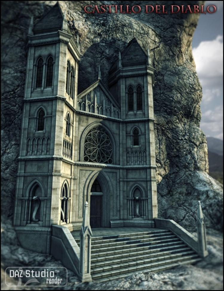 Castillo del Diablo - Alcazar del Pantano