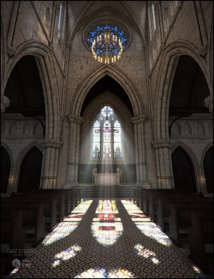 Sacrament - Sacrament Iray Addon