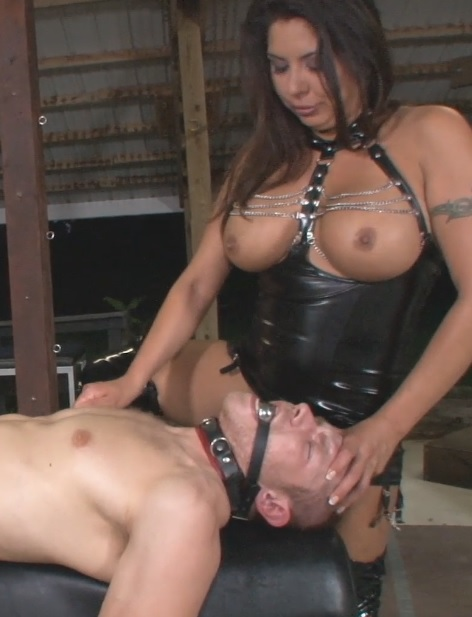 Edging The Cum Slave