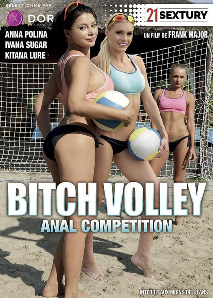 Bitch Volley - Anal Competition (2017)