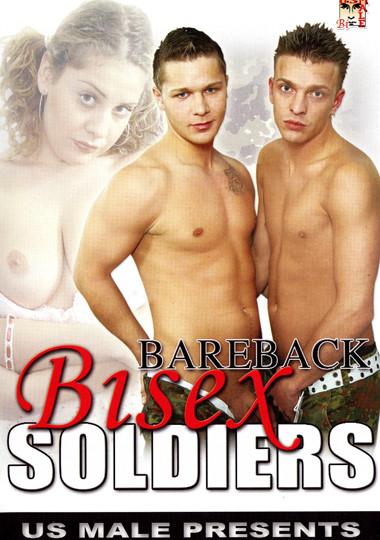 Bareback Bisex Soldiers (2007)