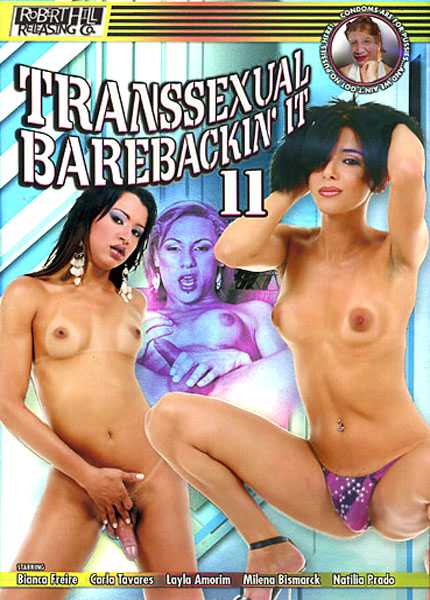 Transsexual Barebackin It 11 (2006)