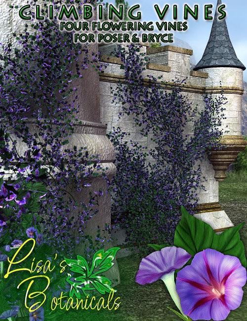 Lisa's Botanicals - Climbing Vines