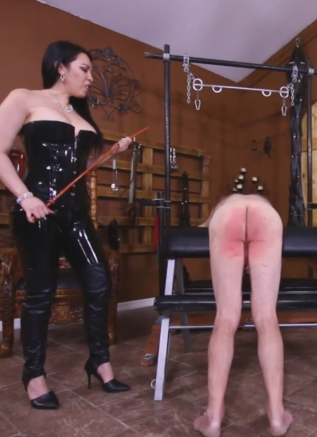 Caning of His Life