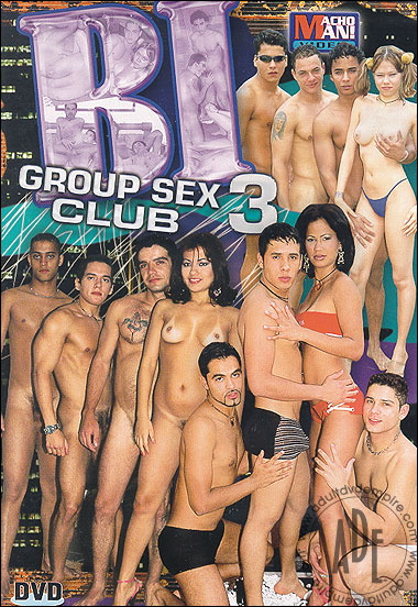 Bi Group Sex Club 3 (2004)