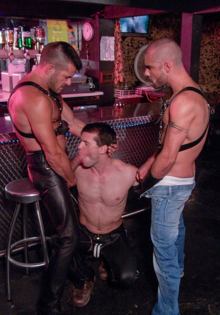 The New BoyfriendLeather Bar Lust