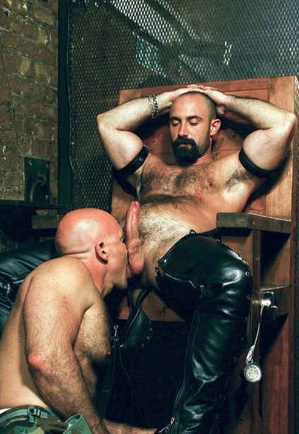 Hairy Hunx - Butch Grand and Ray Stone