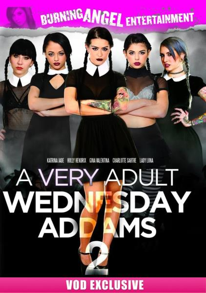 A Very Adult Wednesday Addams 2 (2017)