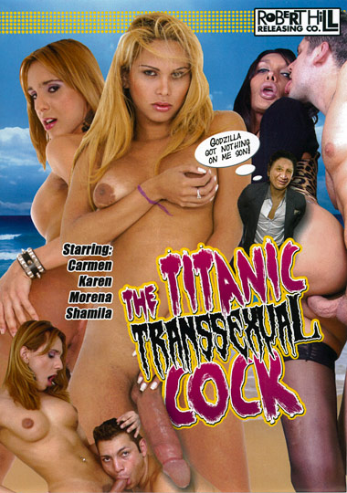 The Titanic Transsexual Cock (2012)