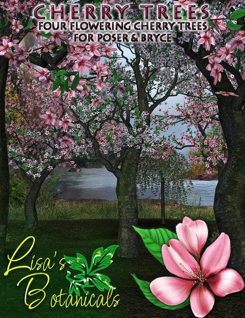 Lisa's Botanicals - Cherry Trees