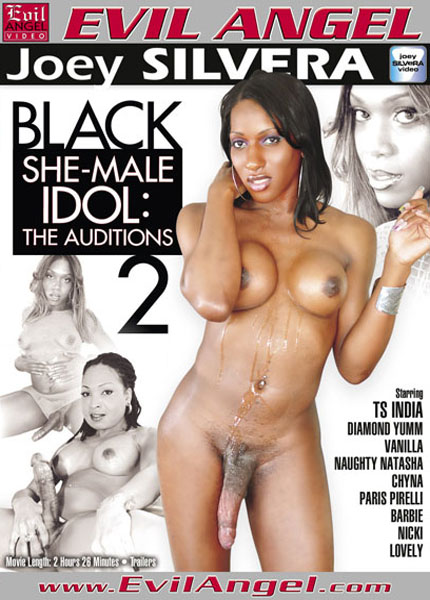Black She-Male Idol - The Auditions 2 (2011)