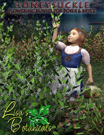 Lisa's Botanicals - Honeysuckle