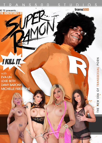 The Adventures of Super Ramon (2014)