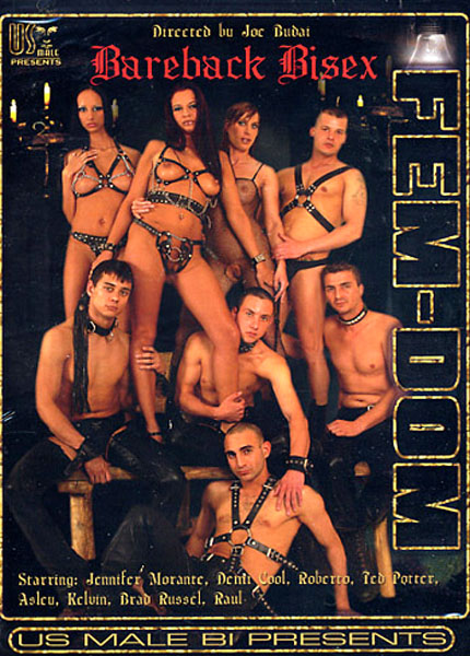 Bareback Bisex Fem-Dom (2009)