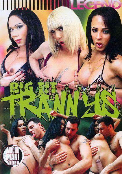 Big Tit Trannys (2007)