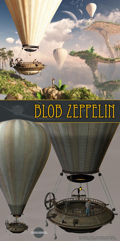 Blob Zeppelin