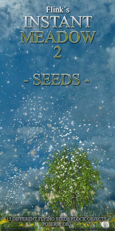 Flinks Instant Meadow 2 - Seeds