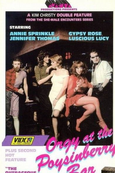 Orgy At The Poysinberry Bar (1982)