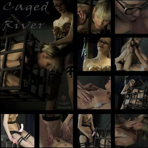 SENSUAL PAIN: May 3, 2017: Caged River | River Enza