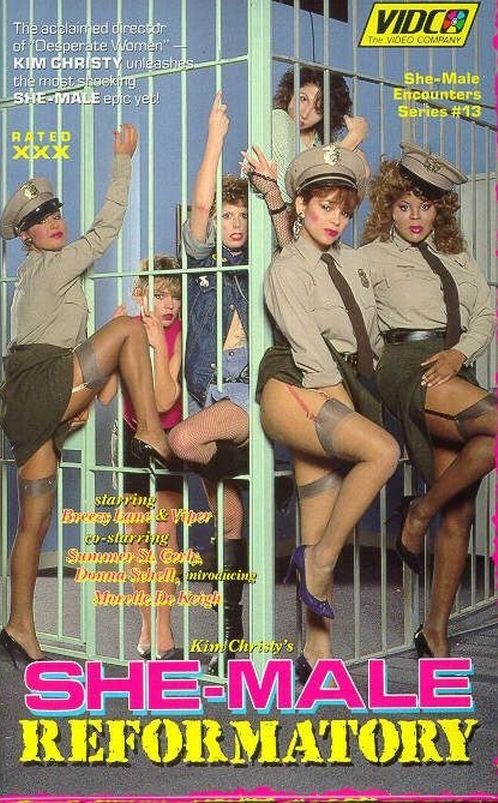 She-Male Reformatory (1987)