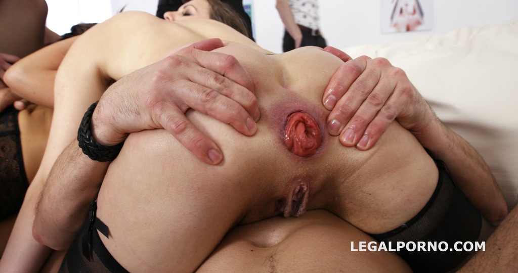 LegalPorno - Giorgio Grandi - Initiation of a slut #2of3 The Raffle with Tina Kay & Gabriella GIO370