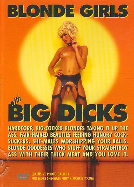 Blonde Girls With Big Dicks (2007)