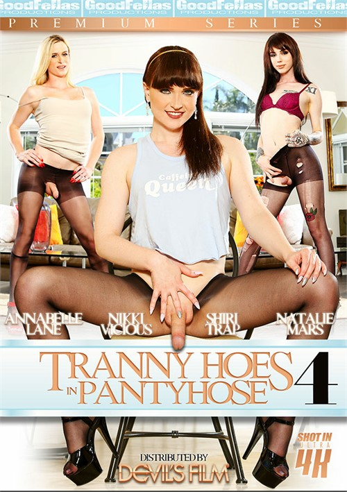 Tranny Hoes In Pantyhose 4 (2017)