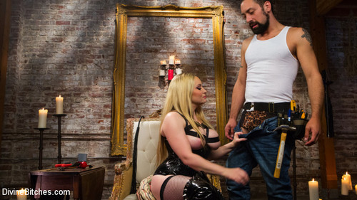 DIVINE BITCHES: May 12, 2017 – Aiden Starr and DJ