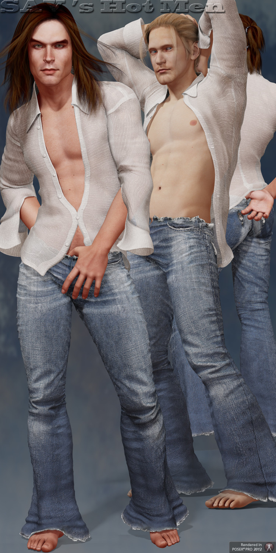 SAV's Hot Men