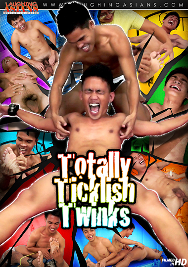 Totally Ticklish Twinks (2015)
