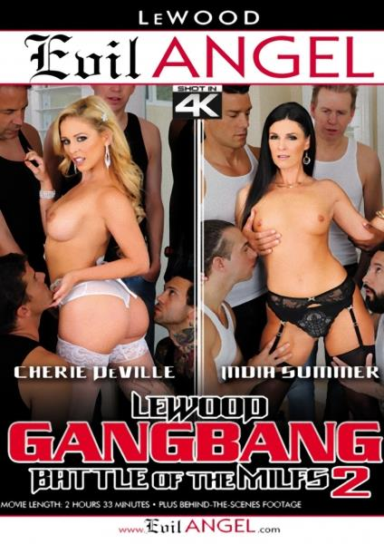 LeWood Gangbang: Battle Of The MILFs 2 720p Cover