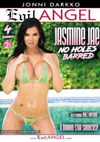 Jasmine Jae No Holes Barred 720p Cover