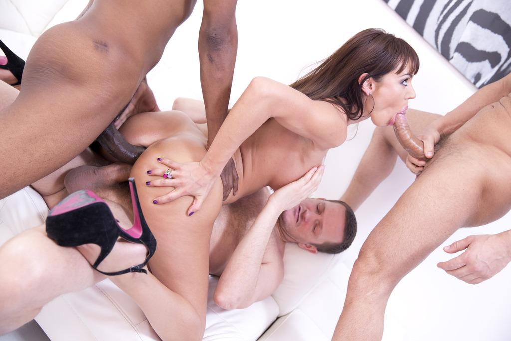 [LegalPorno] [Sineplex] 3 on 1 Francesca Jaimes Round Booty Anal SZ354