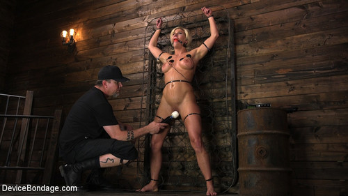 DEVICE BONDAGE: June 1, 2017 – Ariel X and The Pope