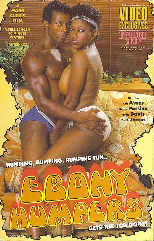 Ebony Humpers 1 (1986)