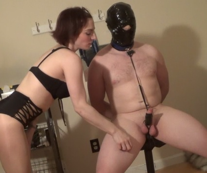 Tease and Thank You – Mistress Helix – Tease Taunt Repeat