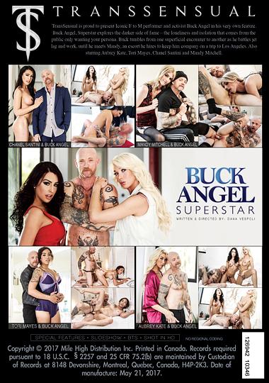 Buck Angel Superstar (2017)