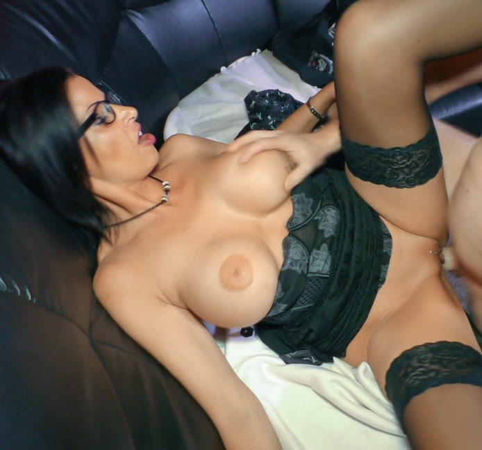 Busty German nympho Dacada needs a hard dick in her horny mature snatch