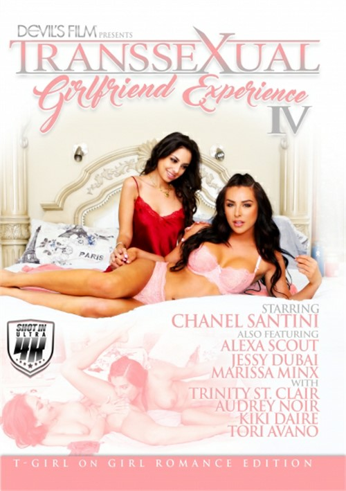 Transsexual Girlfriend Experience 4 (2017)