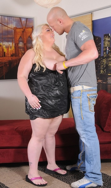 BBW Trashley Treasures gets pounded