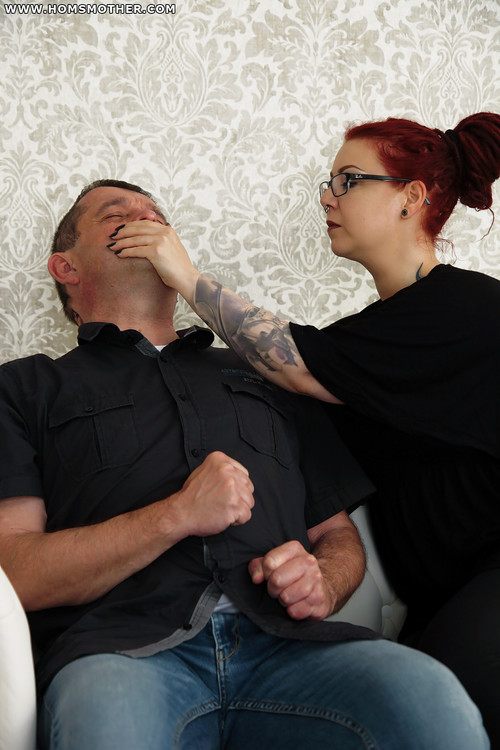 Homsmother: Punishment for his stupidity