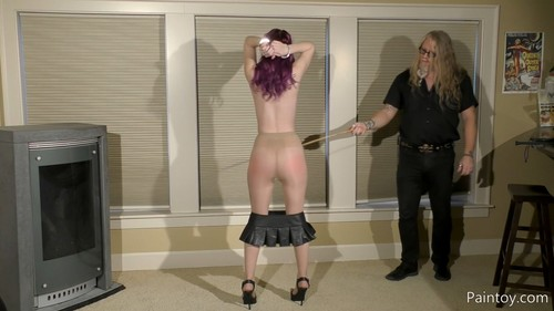 Mar 5, 2017: Jessica Kay comes for pain Part 2M / Jessica Kay