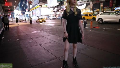 Lana Rain – Public Flashing and Uber Masturbation 2 – PREMIUM VIDEO – HD
