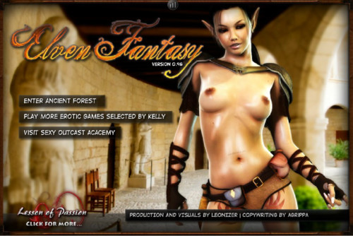 Erotic online flash games