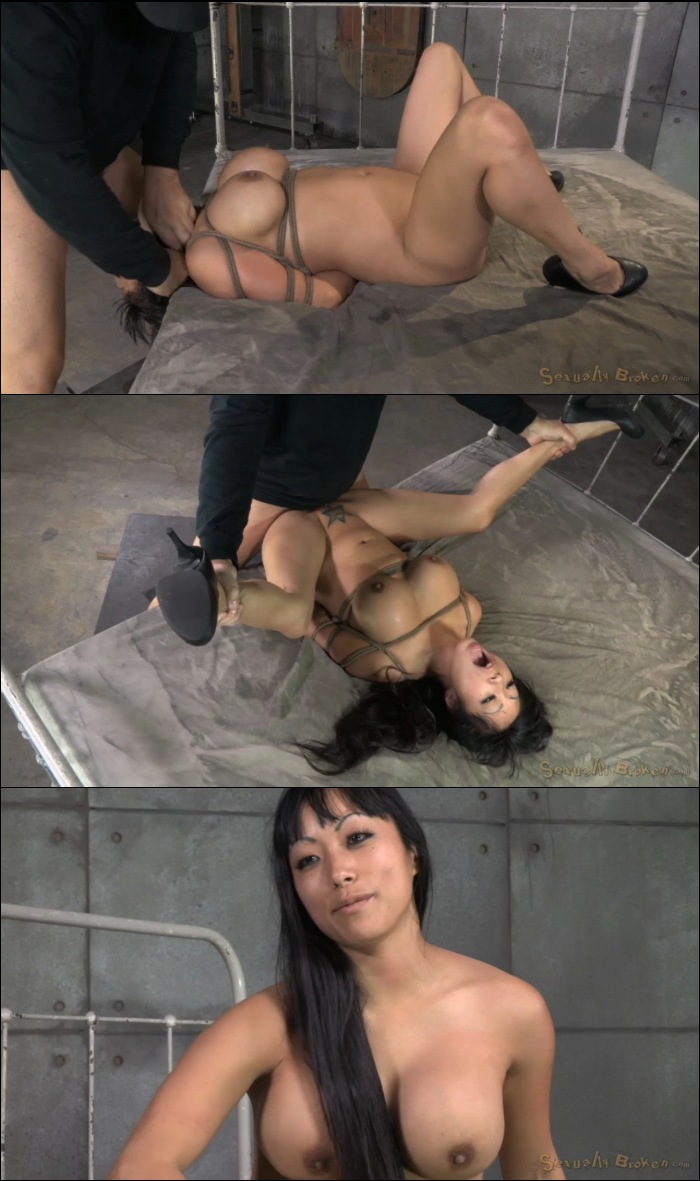 Bondage Anal Stretching Squirt